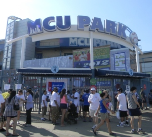 MCU Park. Photo by: Stacy Podelski/1495 Sports