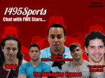 1495 Sports made this collage for the chat held with the FWE stars on Tuesday. Made by: Stacy Podelski