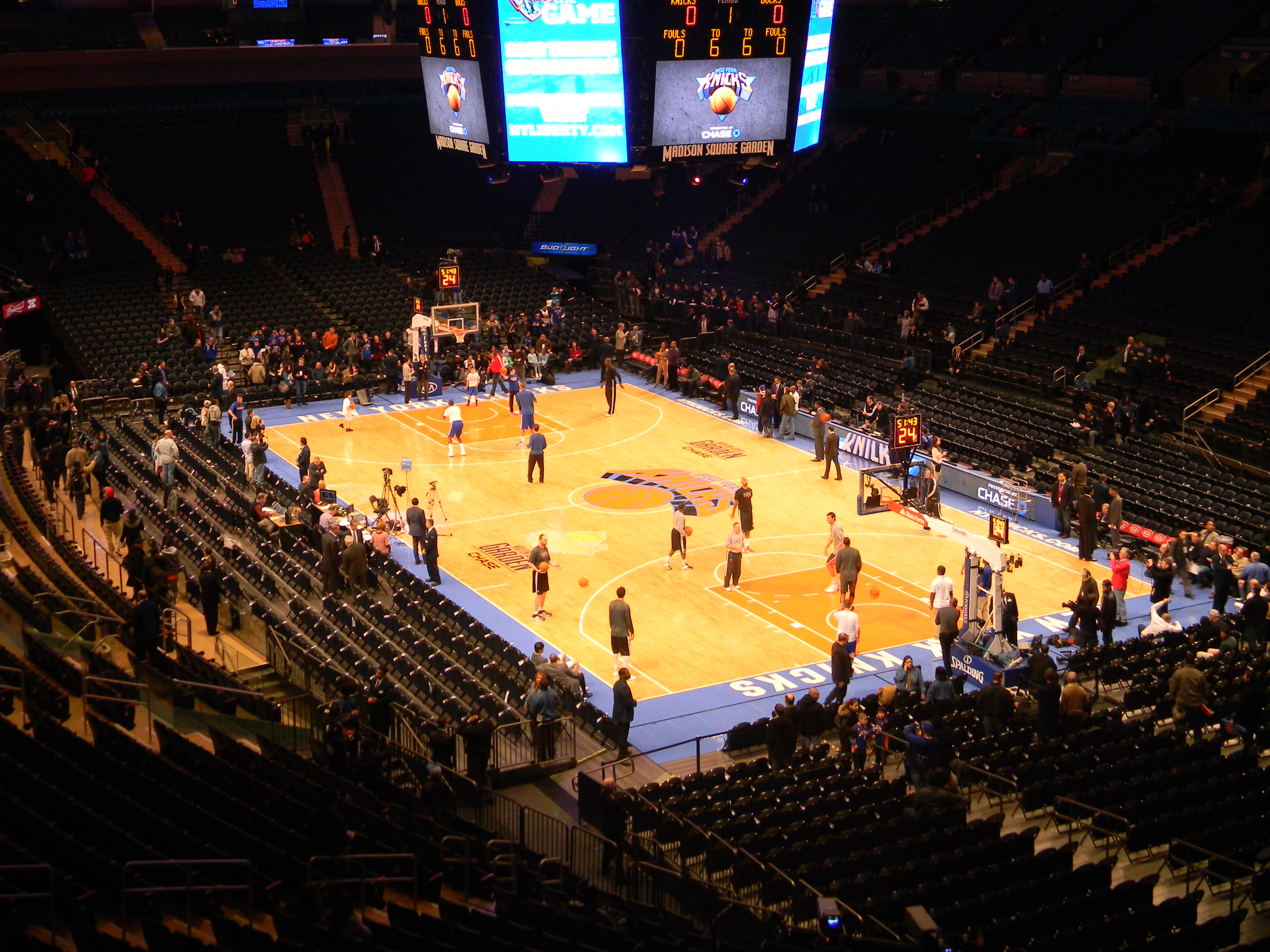 Knicks Continue To Make Moves For 2012 1495sports