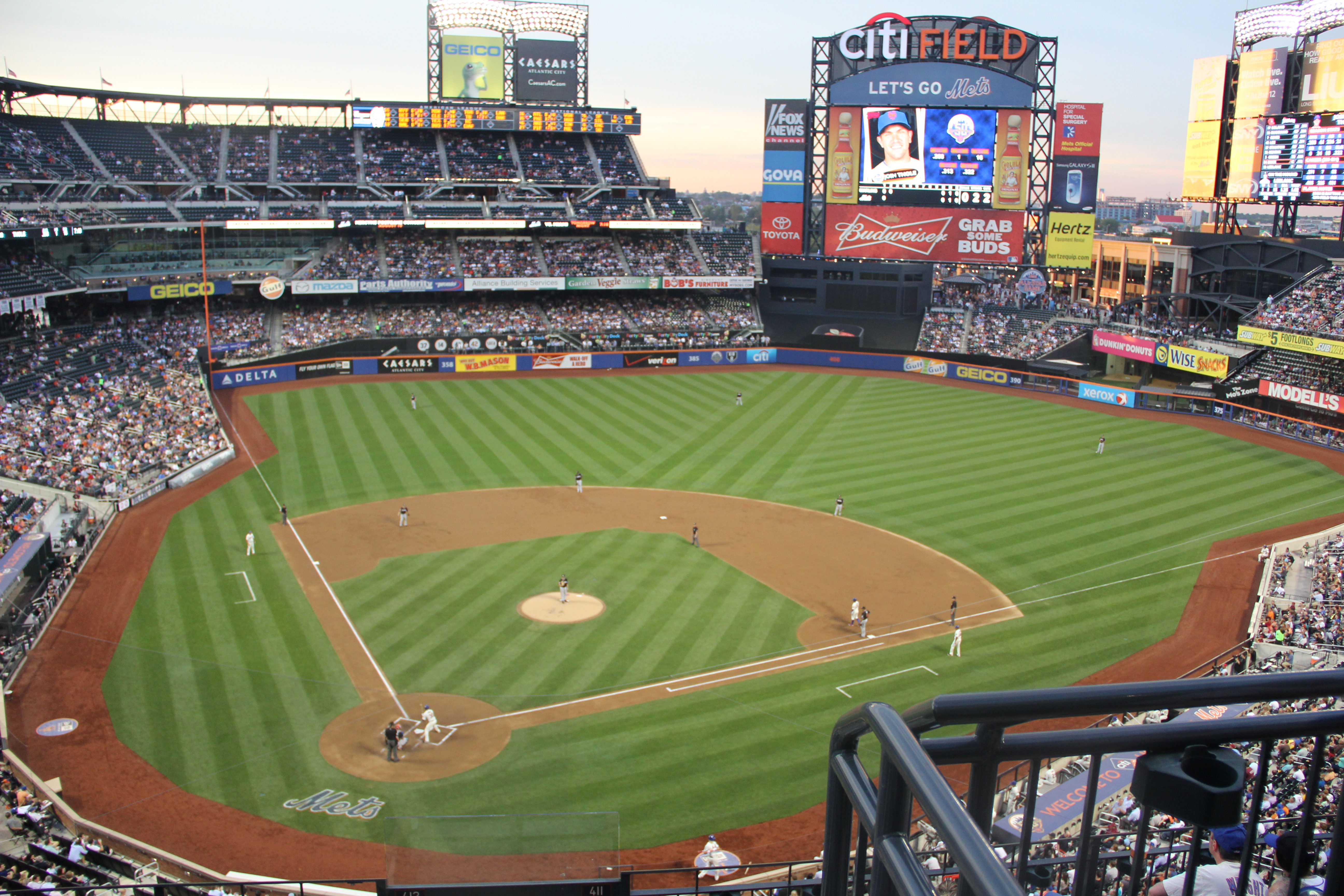 Citi Field Photo By Stacy Podelski