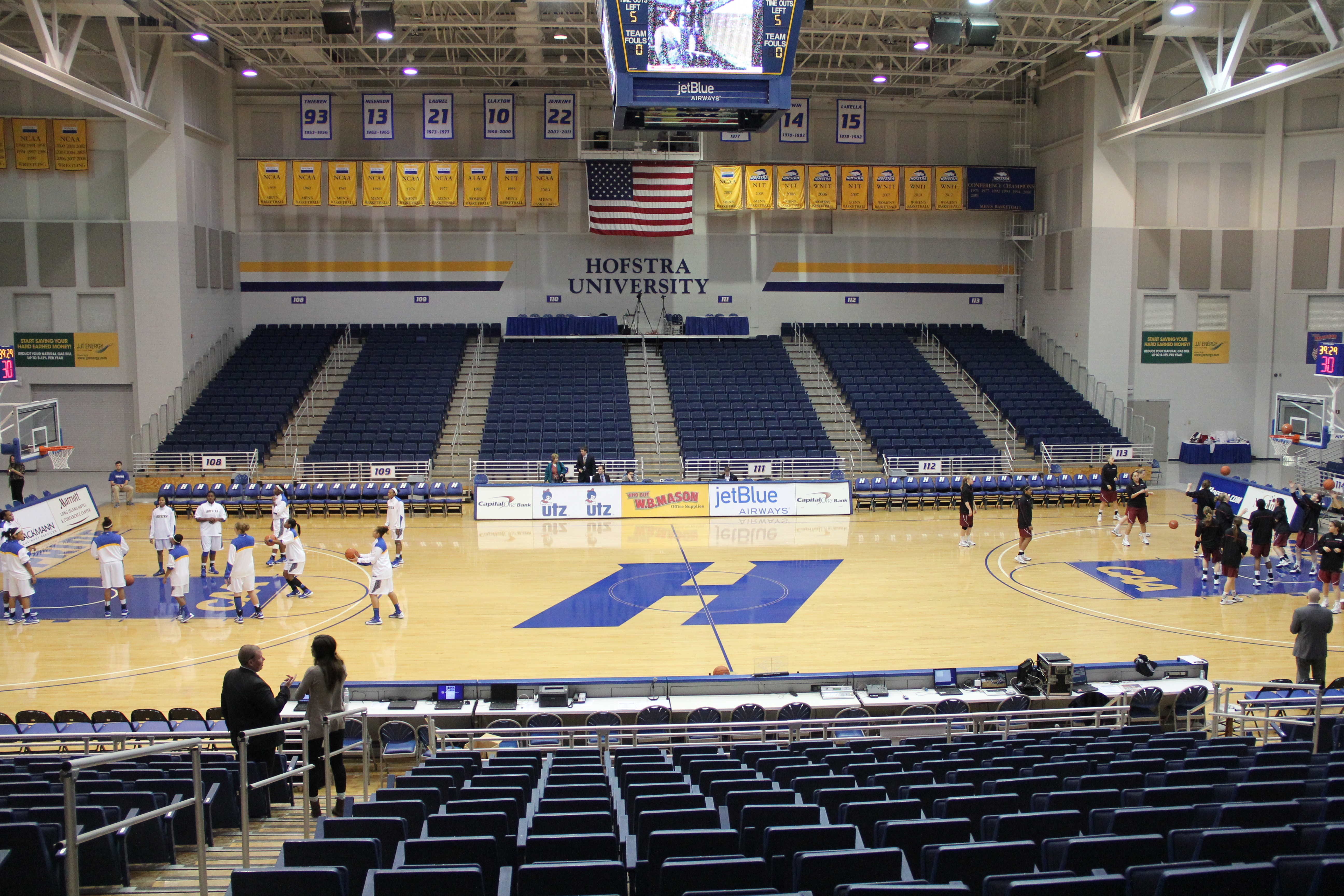 Exciting Developments Ahead For Hofstra University's Mack ...