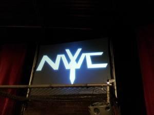 NYWC Logo. Photo by: Stacy Podelski/ 1495 Sports