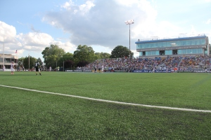 Shuart Stadium will play host to the final New York Lizards game on August 10. Photo by: Stacy Podelski/1495 Sports