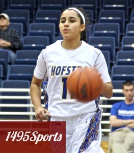 Krystal Luciano. Photo by: Stacy Podelski/1495 Sports