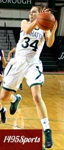 Shayna Ericksen. Photo by: Stacy Podelski/1495 Sports