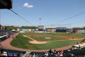 Bethpage Ballpark. Photo by: Stacy Podelski/1495 Sports