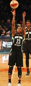Cappie Pondexter. Photo by: Stacy Podelski/1495 Sports