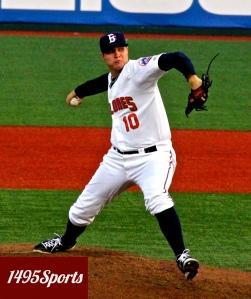 Corey Oswalt. Photo by: Stacy Podelski/1495 Sports