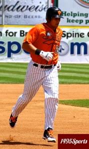 Adam Bailey. Photo by: Stacy Podelski/1495 Sports