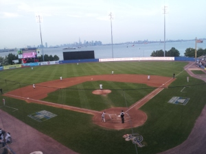 Richmond County Bank Ballpark. Photo by: Stacy Podelski/1495 Sports