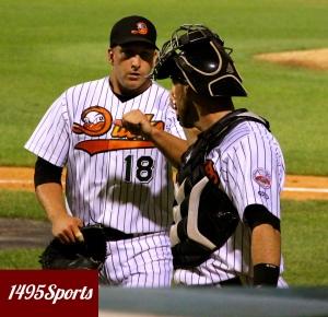 Bobby Blevins. Photo by: Stacy Podelski/1495 Sports
