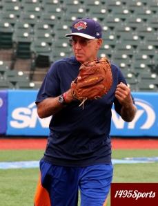 Dave LaRoche. Photo by: Stacy Podelski/1495 Sports