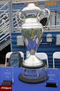 The Cosmos Copa Championship. Photo by: Stacy Podelski/1495 Sports