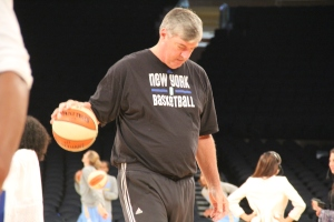 Bill Laimbeer. Photo by: Stacy Podelski/1495 Sports
