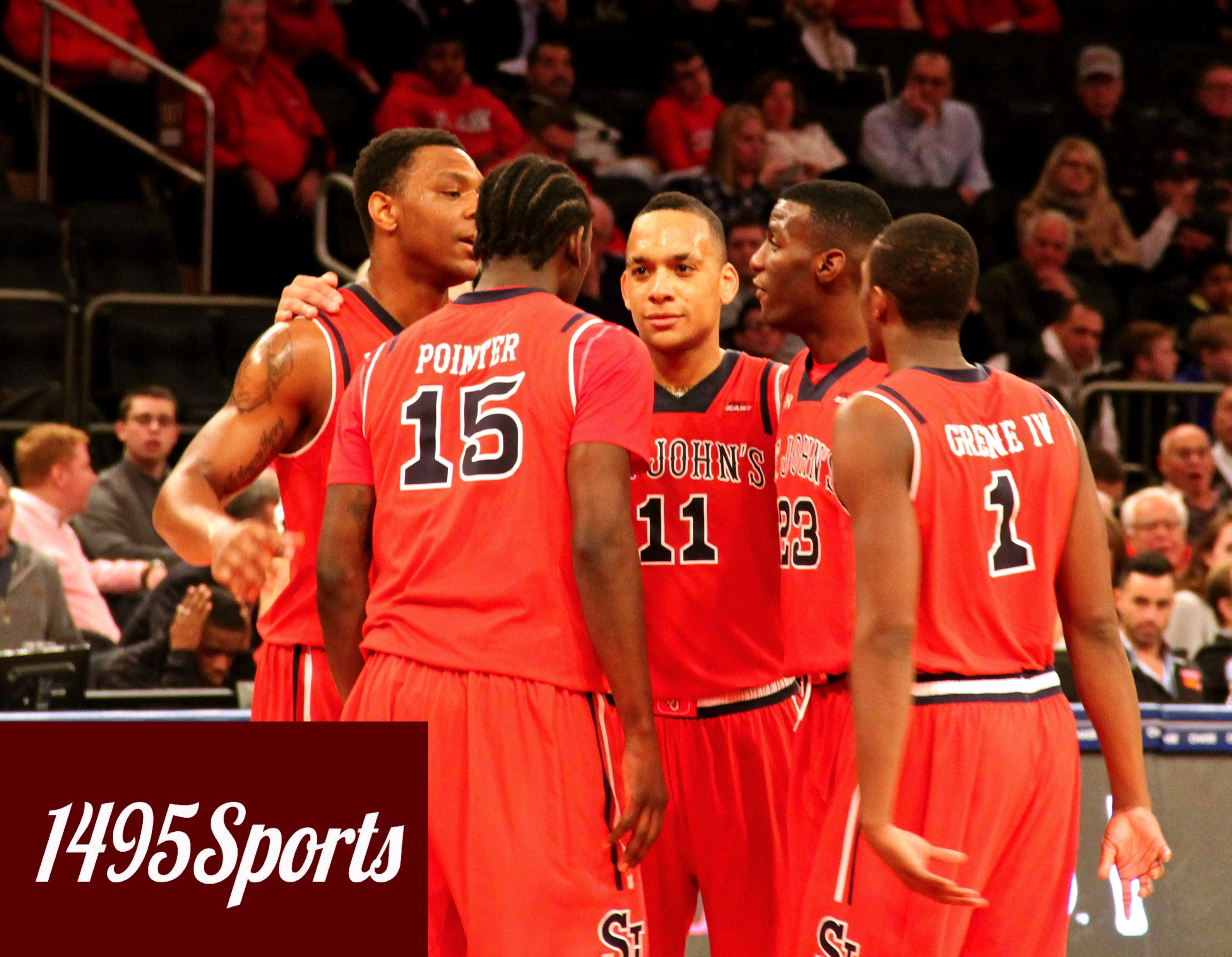 st. john's men's basketball awarded by both big east and ap | 1495sports