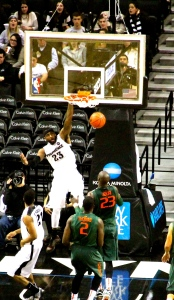 LaDontae Henton. Photo by: Stacy Podelski/1495 Sports