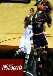 Sir'Dominic Pointer, Photo by: Stacy Podelski/1495 Sports