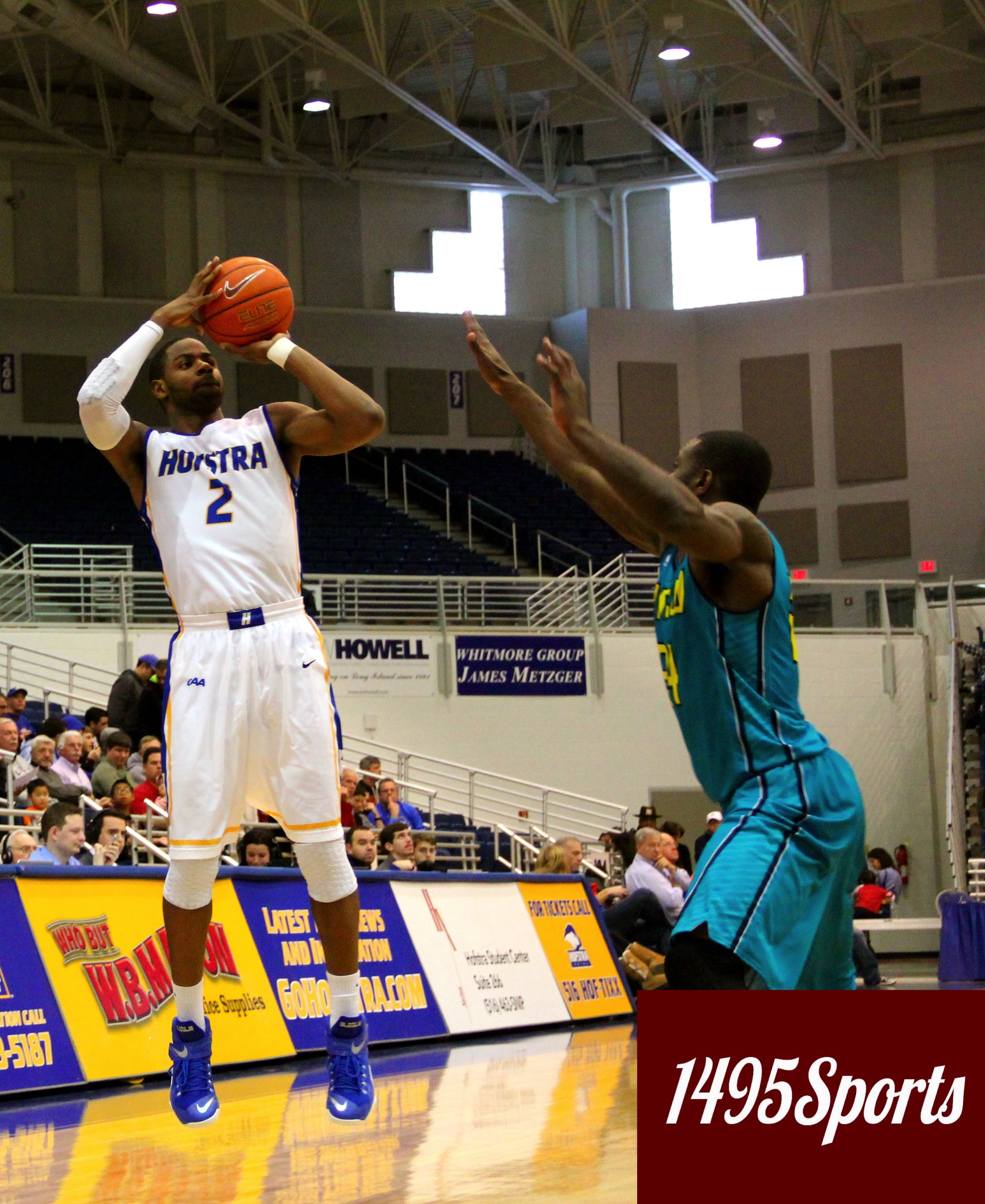 Hofstra Mbb To Host Vermont In First Round Of College Basketball