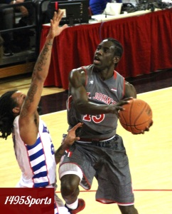 Sir'Dominic Pointer. Photo by: Stacy Podelski/1495 Sports