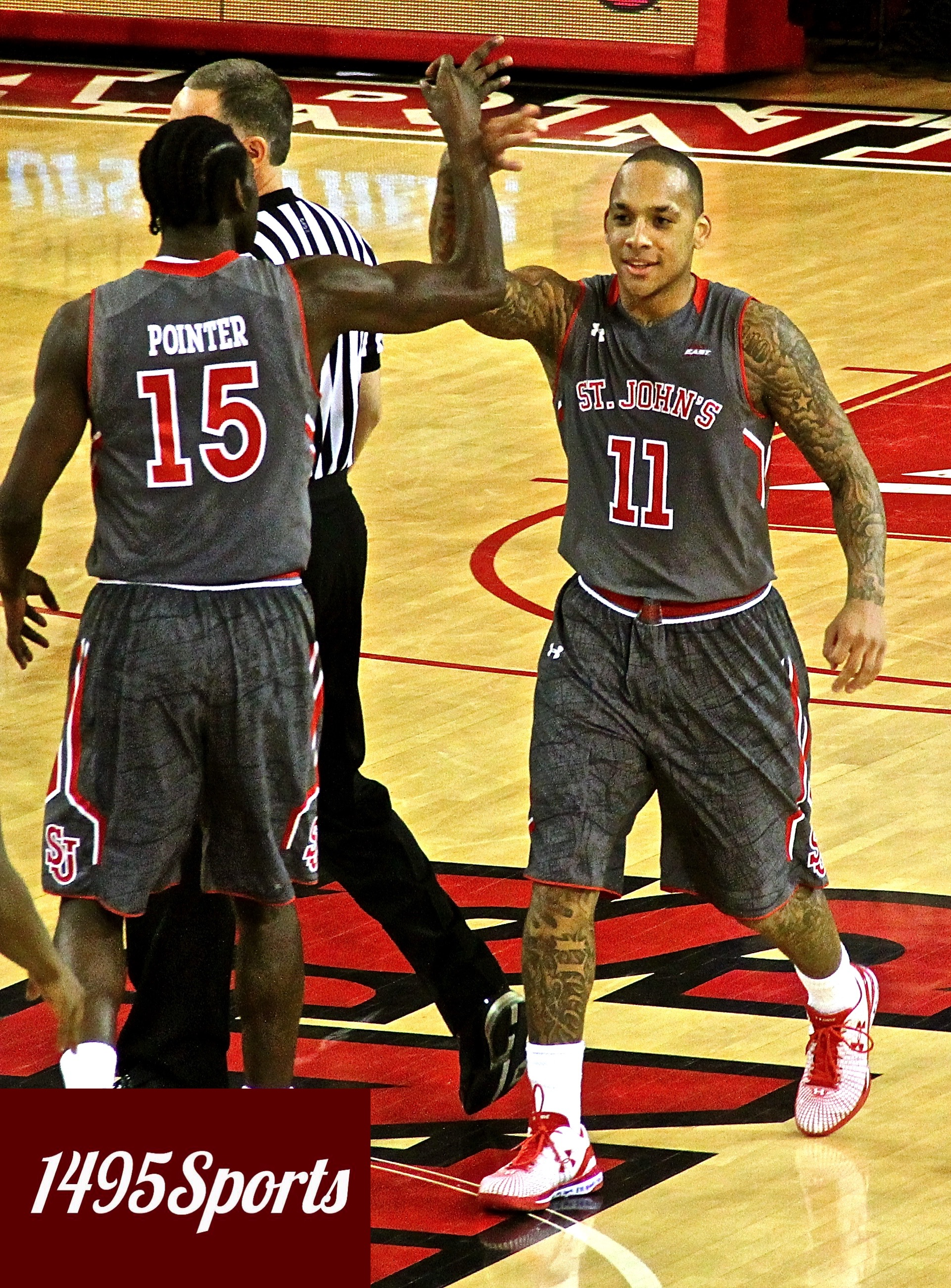 D Angelo Harrison Named To Portsmouth Invitational All