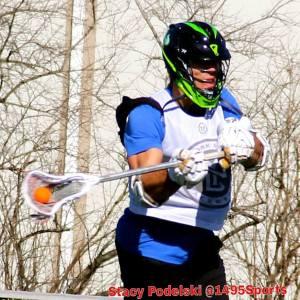Paul Rabil. Photo by: Stacy Podelski/1495 Sports