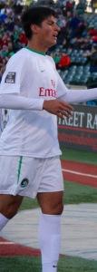Samuel Cáceres. Photo by: Stacy Podelski/1495Sports