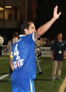 Carlos Mendes. Photo by: Stacy Podelski/1495 Sports