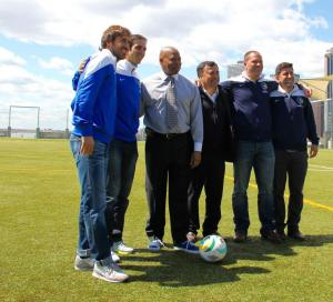 Cosmos will have more events in Brooklyn including the NASL Playoffs in November. Photo by: Stacy Podelski/1495 Sports