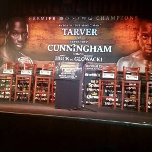 Tarver v Cunningham is one of many great fights set for 8/14 at the Prudential Center held by Premier Boxing Champions. Photo by: Stacy Podelski/1495 Sports