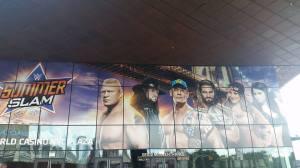 SummerSlam at Barclays