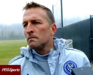 Jason Kreis. Photo by: Stacy Podelski/1495 Sports