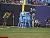 New York City FC Earn 1-0 Victory over LAGalaxy