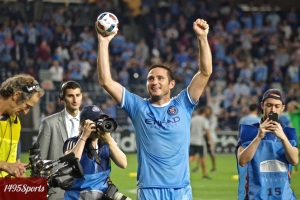 Frank Lampard. Photo by: Stacy Podelski/1495 Sports
